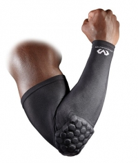 MCDAVID HexPad ® Power Shooter ™ Arm Sleeve /Black/
