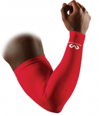 MCDAVID Performance Compression Arm Sleeve /Red/