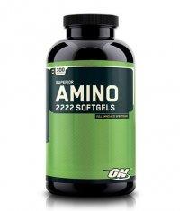 OPTIMUM NUTRITION Superior Amino 2222 / 300 Softgels