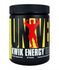 UNIVERSAL Kwik Energy 60 Tabs.