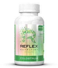 REFLEX Colostrum 100 Caps.