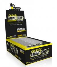 OLIMP Anabolic Amino 5500 Mega Caps - 900 Caps.