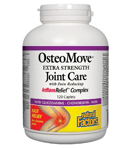 natural-factors Osteo Move Joint Care / 120tabs.