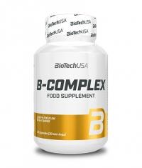 BIOTECH USA Vitamin B-Complex 75 Complete 60 Tabs.