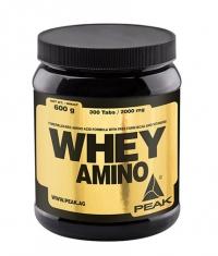 PEAK Whey Amino 2000mg. / 325 Tabs.