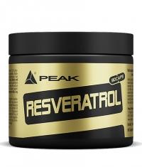 PEAK Resveratrol / 1000mg. / 90 Caps.