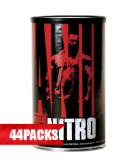 UNIVERSAL ANIMAL Animal Nitro 44 Packs.