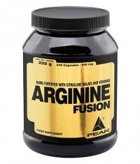 PEAK Arginin Fusion /Vasobolan/ 240 Caps.