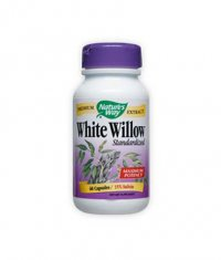 NATURES WAY White Willow Standardized 60 Caps.
