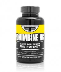 PRIMAFORCE Yohimbine HCL 2.5mg / 90 Vcaps