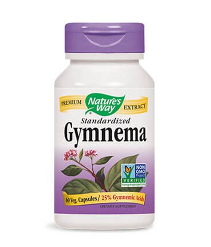 natures-way Gymnema Standardized 60 Caps.