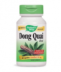 NATURES WAY Dong Quai Root 100 Caps.