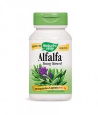 NATURES WAY Alfalfa Leaves 100 Caps.