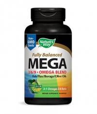 NATURES WAY EfaGold Mega Efa Blend 90 Softgel.