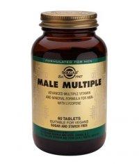 SOLGAR Male Multiple 60 Tabs.