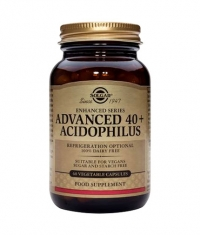 SOLGAR Advanced 40+ Acidophilus 60 Caps.