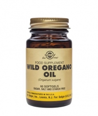 SOLGAR Wild Oregano Oil 60 Caps.