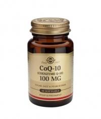 SOLGAR Coenzyme Co-Q10 100mg. / 30 Caps.