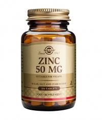 SOLGAR Zinc 50 mg. / 100 Tabs.