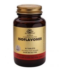 SOLGAR Super Concentrated Isoflavones 30 Tabs.