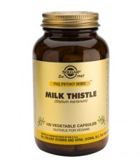 SOLGAR Milk Thistle, F.P. 100 Caps.