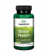 SWANSON Full-Spectrum Bitter Melon 500mg. / 60 Caps.