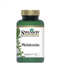SWANSON Melatonin 3mg. / 120 Caps.