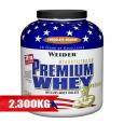 WEIDER Premium Whey Protein 5.1 lbs.