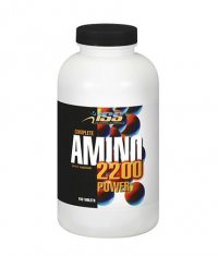 ISS Complete Amino 2200 Power 150 Tabs.