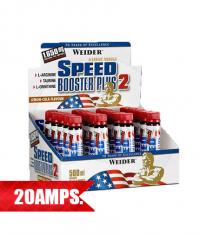 WEIDER Speed Booster Plus 2 / 20 Fiole