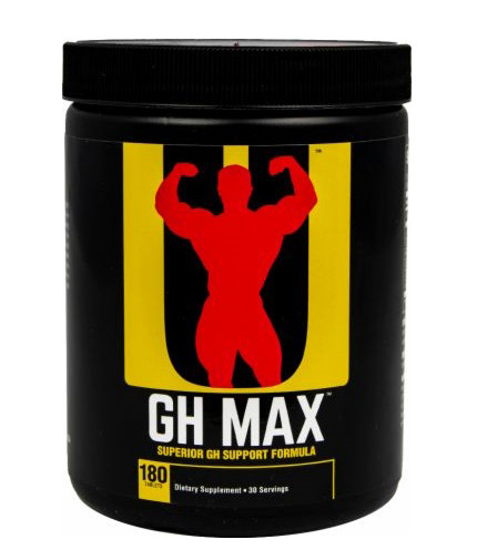 universal GH Max 180 Tabs.
