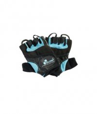 OLIMP Women's Fitness Star Gloves / Blue /