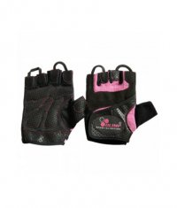 OLIMP Women's Fitness Star Gloves / Pink /