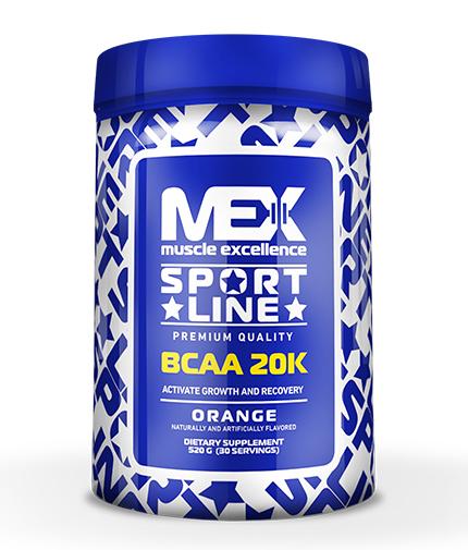 mex BCAA 20k / 520g