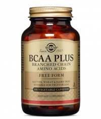 SOLGAR BCAA Plus 50 Caps.