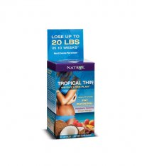 NATROL Tropical Thin - Weight Loss Plan / 60 Caps.