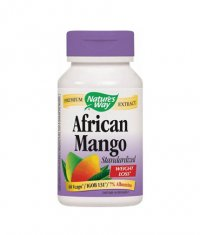 NATURES WAY African Mango Standardized 60 Vcaps.