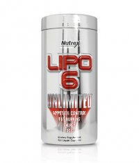 NUTREX Lipo 6 Unlimited 120 Caps.