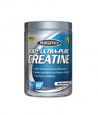 MUSCLETECH 100% Ultra-Pure Creatine 60 Serv.