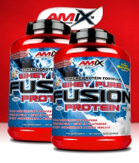 PROMO STACK Amix Whey Pure Fusion 5 Lbs. / x2