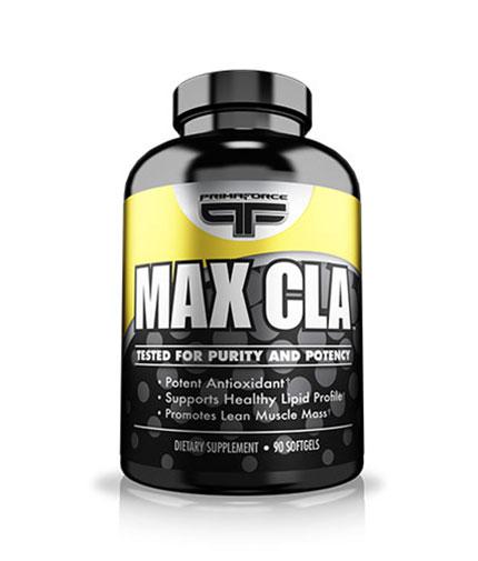 primaforce MAX CLA 90 Softgels