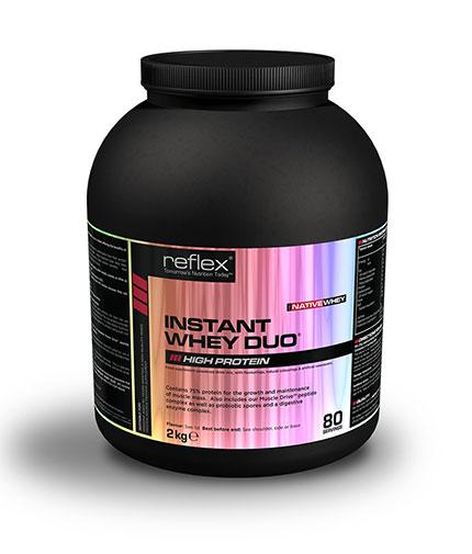 reflex Instant Whey Duo 2kg