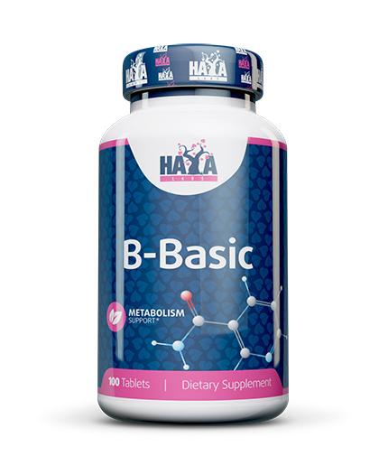 haya-labs B-Basic 100 Tabs.