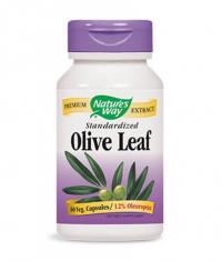 NATURES WAY Olive Leaf Standardized 60 Caps.