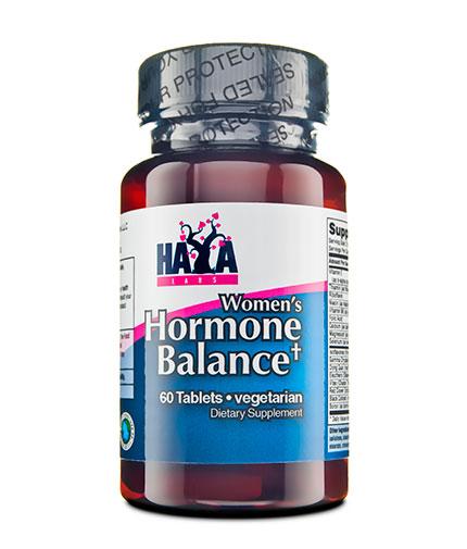 HAYA LABS Women's Hormone Balance 60 Tabs.