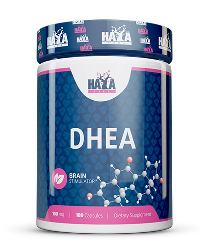 haya-labs DHEA 100mg. / 180 Caps.