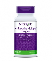 NATROL My Favorite Multiple ® Energizer 60 Tabs.