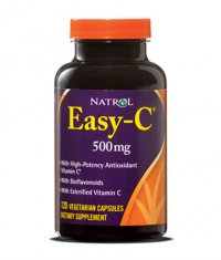 NATROL Easy-C 500mg. / 120 Vcaps.