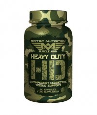 SCITEC Muscle Army Heavy Duty 90 Caps.