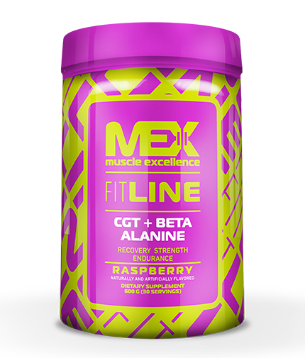 MEX CGT + Beta Alanine 30serv.